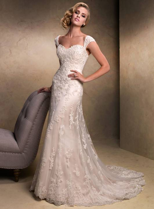 What's the best way to share your favorite wedding dress brands ...